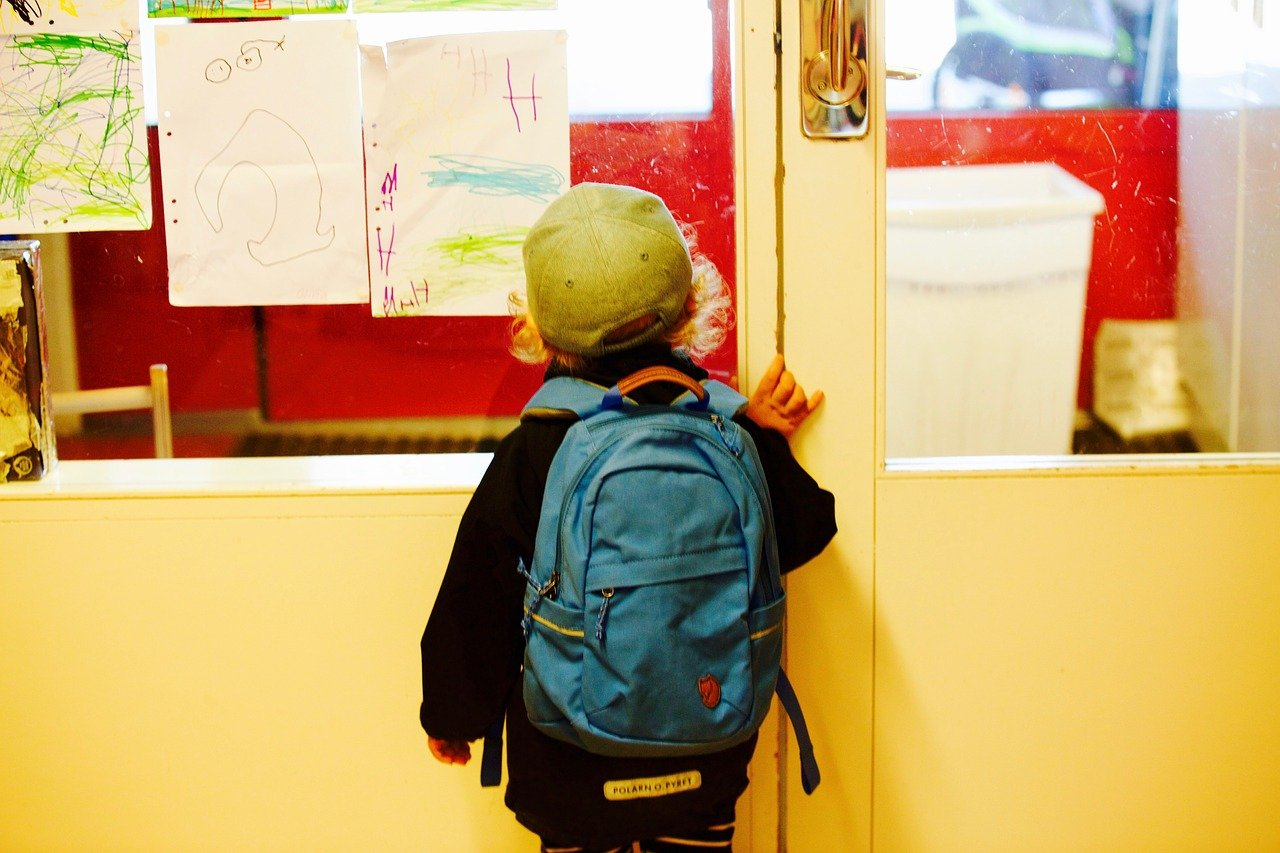 Enfant école