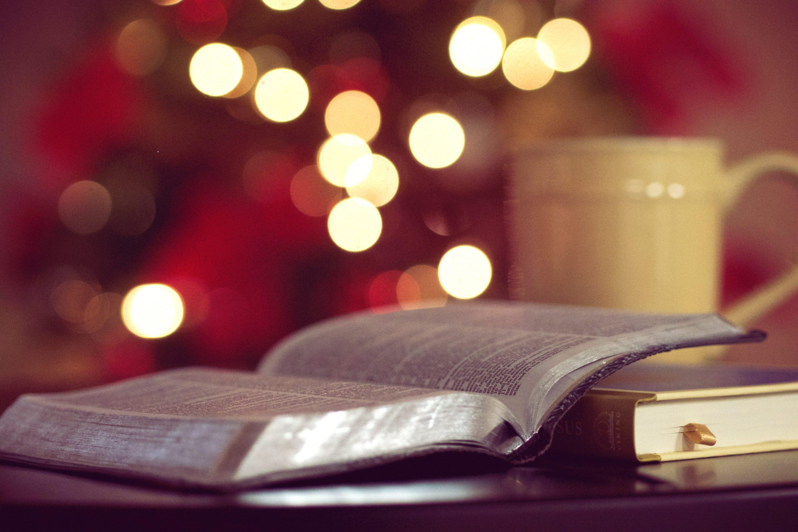 Bible et thé